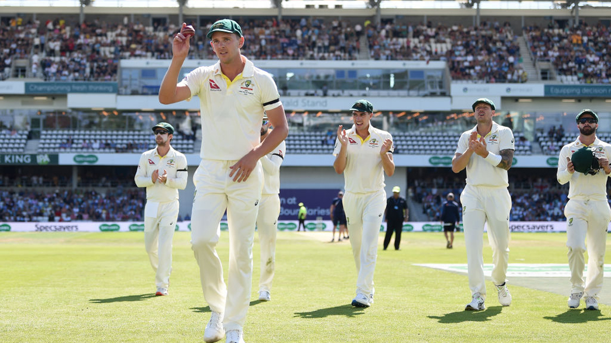 Ashes | 3rd Test: Australia dominate after bundling out England for 67 on Day 2