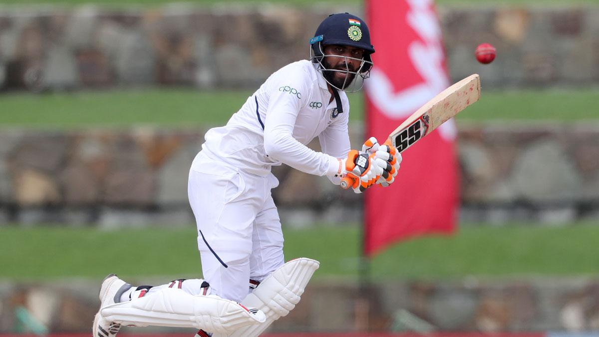 India vs West Indies: Virat Kohli jubilant as Ravindra Jadeja continues glorious run with bat