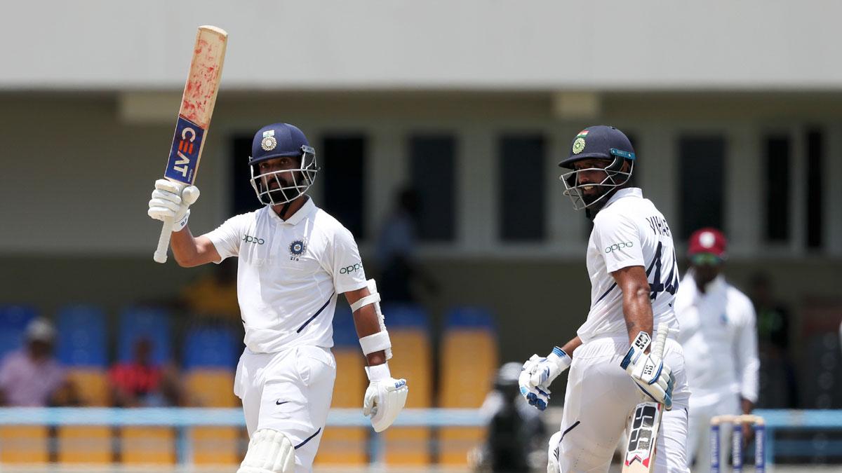 1st Test: Ajinkya Rahane breaks 'jinx' to score a Test century after 29 innings