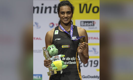 World Badminton Championships: PV Sindhu scripts history, beats Okuhara to become first Indian World Champion