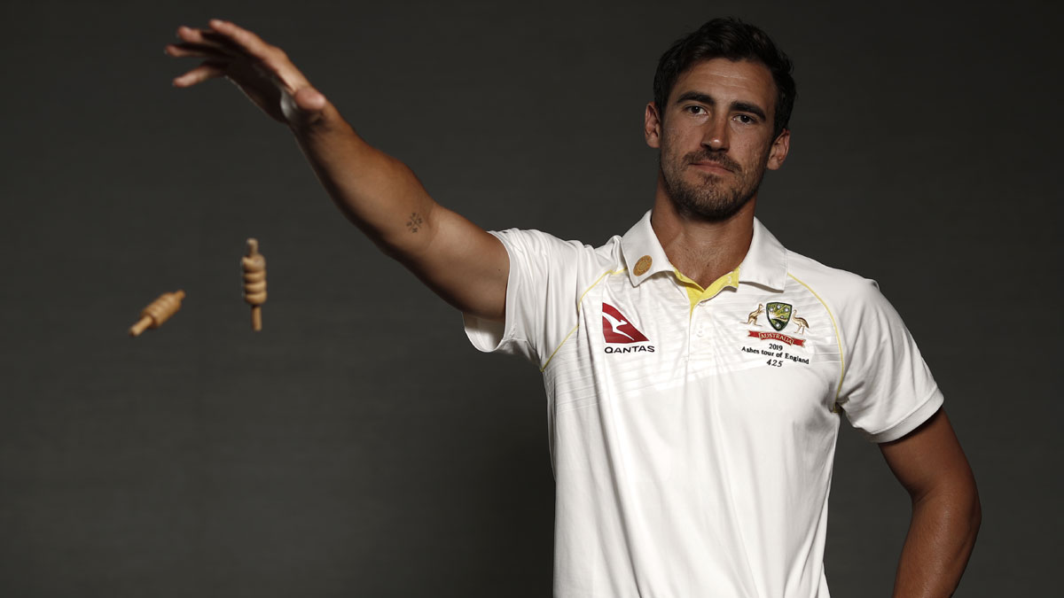 Mitchell Starc's reminder to Tim Paine ahead of Headingley Test: 'The Stark's run the north'