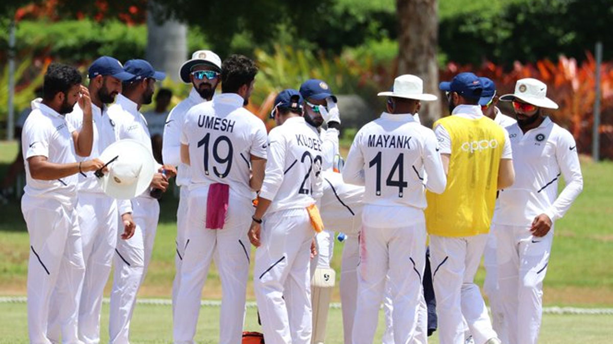 Team India's security upped in West Indies after 'hoax' security threat