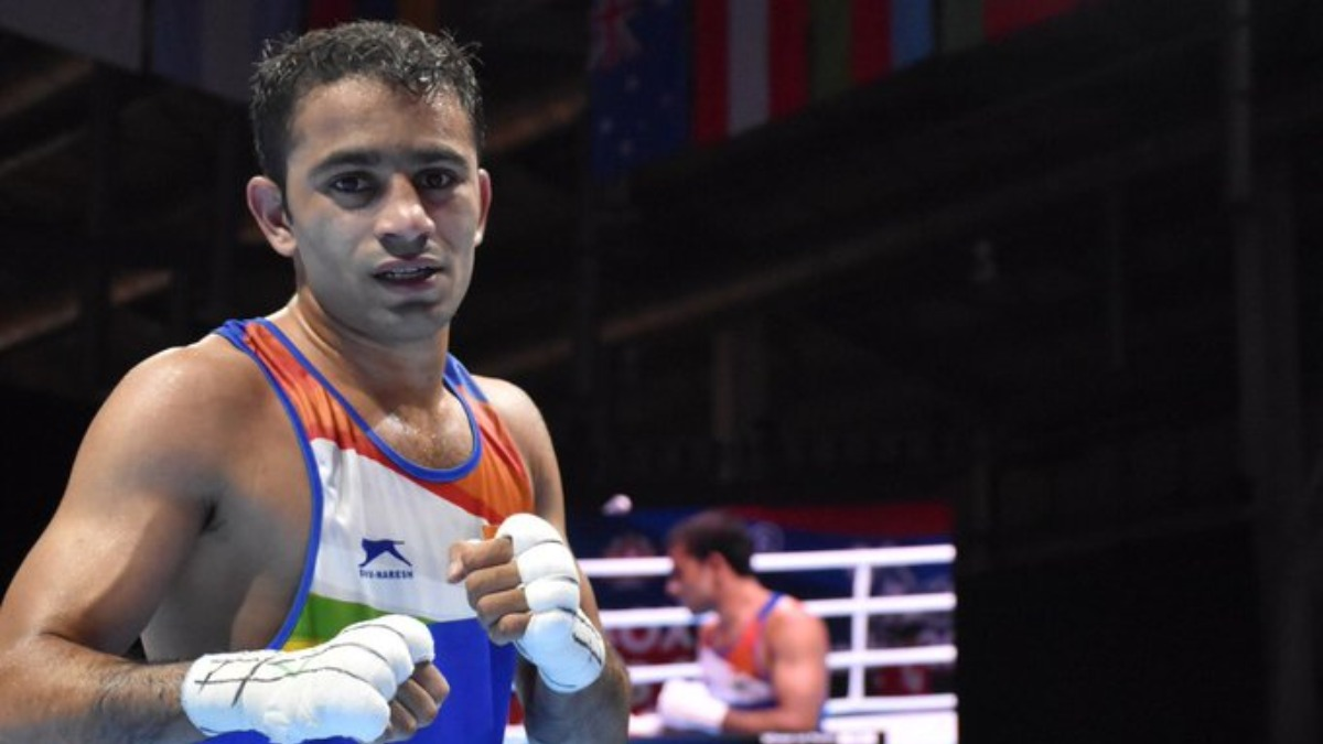 2019 World Boxing Ch'ships: Amit Panghal seals medal, enters semifinal