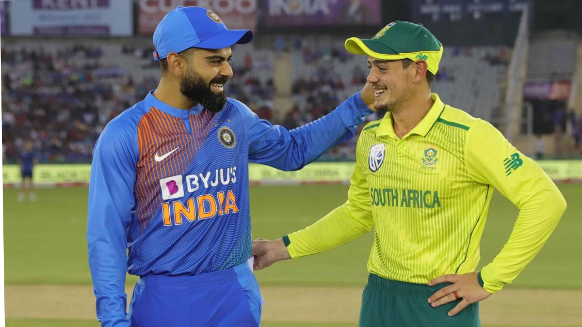 India vs South Africa: Virat Kohli and Co. aim to wrap T20I series