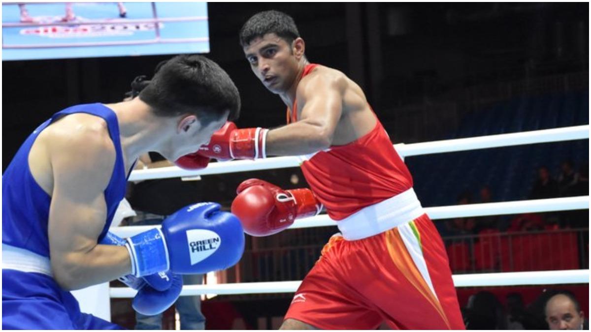 World Boxing Ch'ship: Manish Kaushik wins bronze in debut appearance