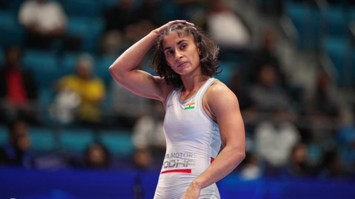 World Wrestling Championships: Vinesh Phogat wins bronze medal