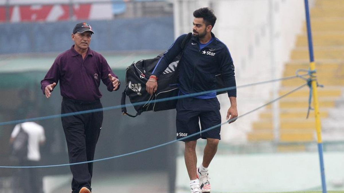 India vs South Africa: Virat Kohli to felicitate Daljit Singh