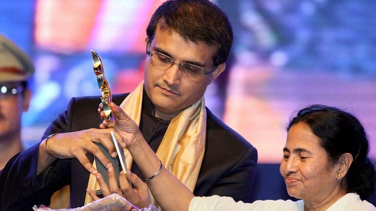 You've made India and Bangla proud: Mamata Banerjee to Sourav Ganguly