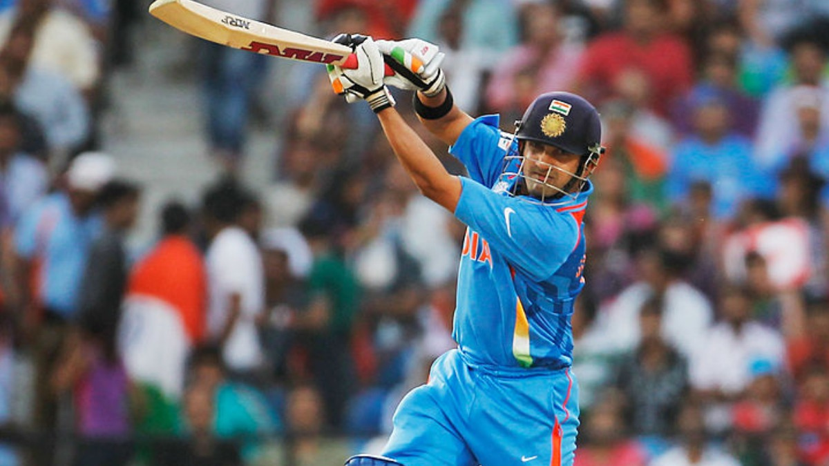 Happy Birthday Gauti! India's twin-World Cup hero turns 38