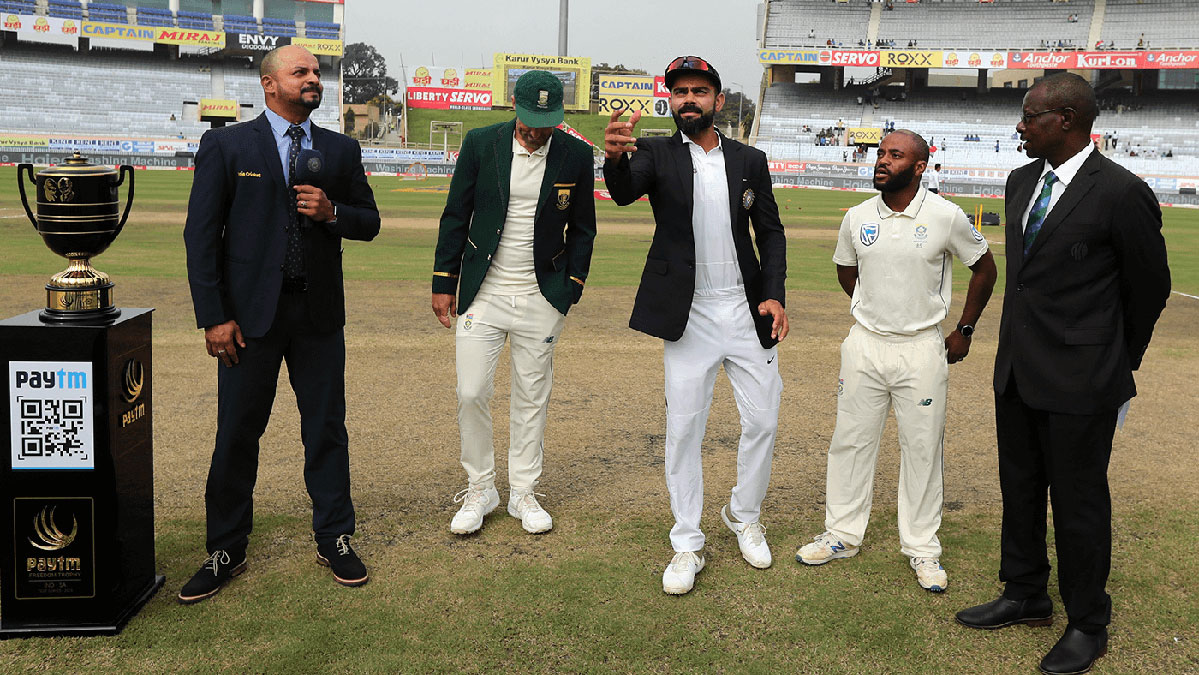 Graeme Smith slams Faf du Plessis for bringing proxy-captain in toss
