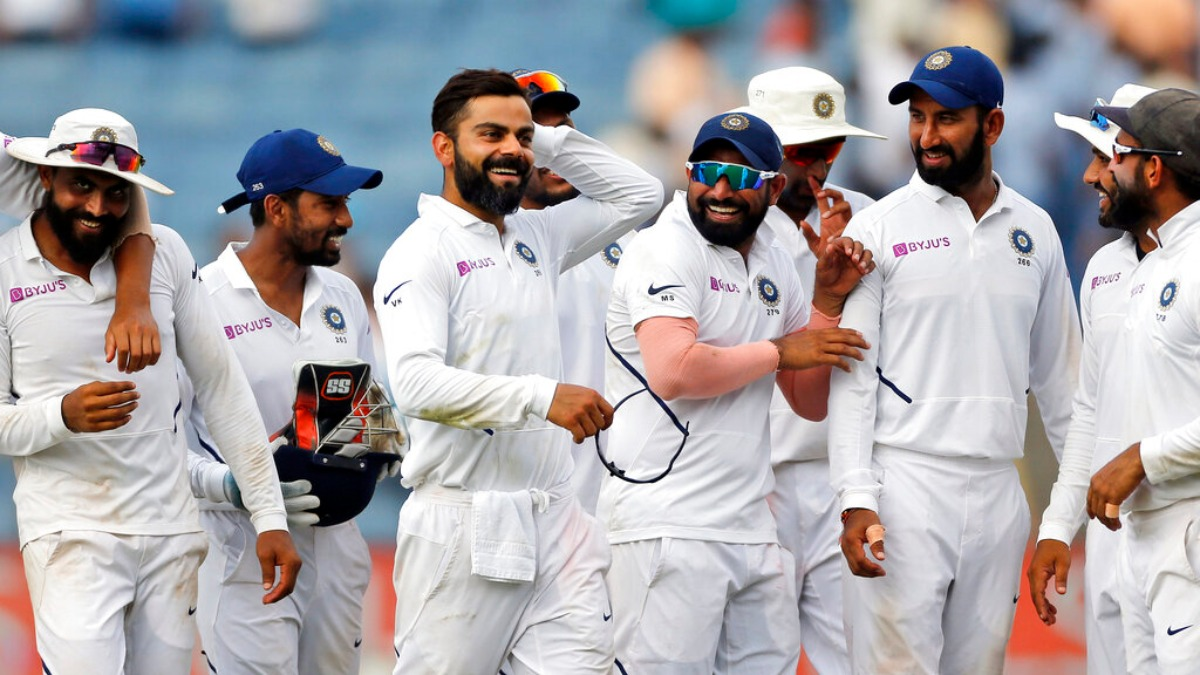 A look back at India's incredible journey to invincibility in Tests