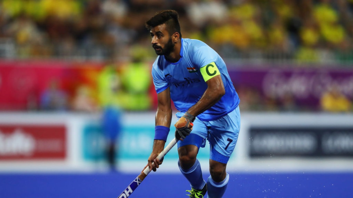 India hockey captain Manpreet Singh, 4 other players test positive for COVID-19