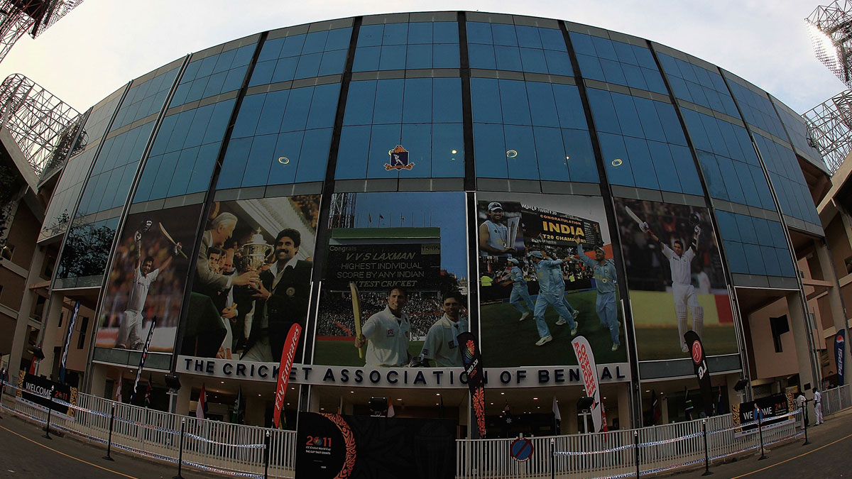 Eden Gardens: My home and Indian cricket's mecca set for another hoorah