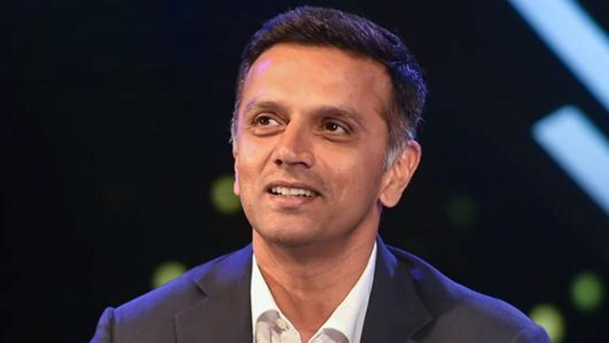 Non-contracted and U-19 players have received mental health lessons in lockdown: Rahul Dravid