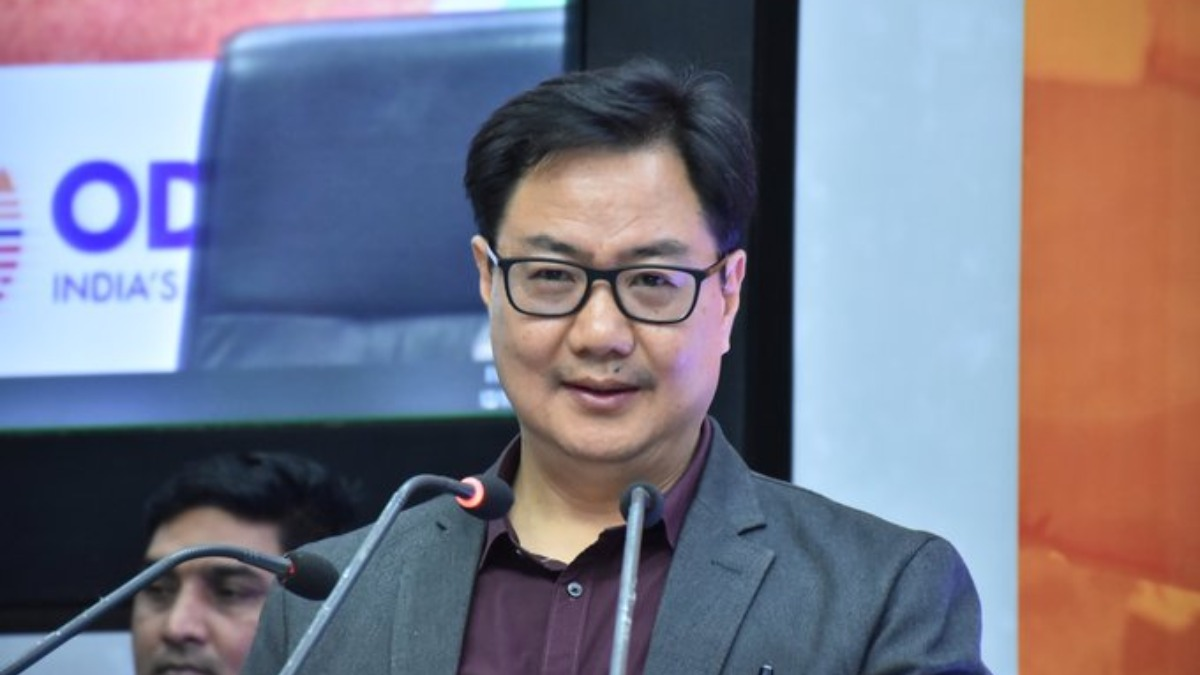Sports Minister Kiren Rijiju says important to ensure proper health measures before hosting IPL