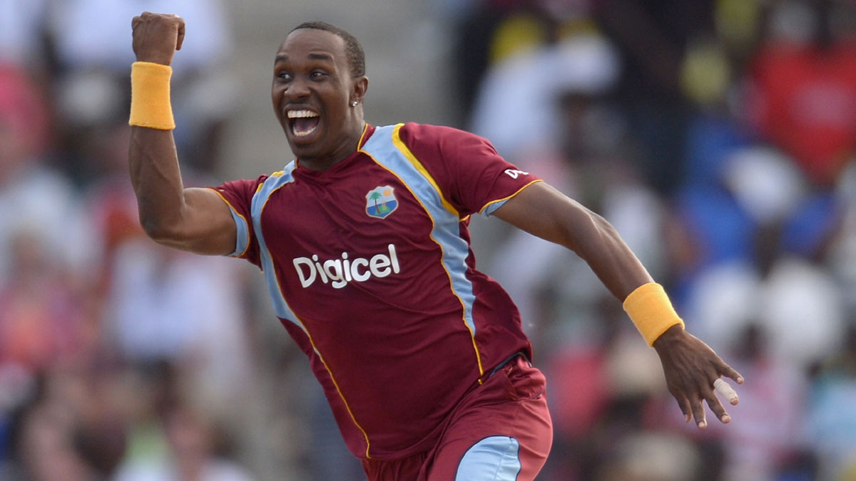 Watch: Dwayne Bravo comes up with song 'We not giving up' on coronavirus