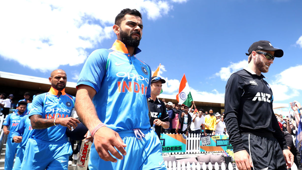 Like last year, we will look to put New Zealand under pressure from ball one: Virat Kohli