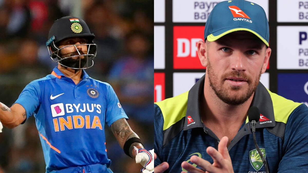 Virat Kohli the greatest ODI player of all time, Rohit in top five: Aaron Finch