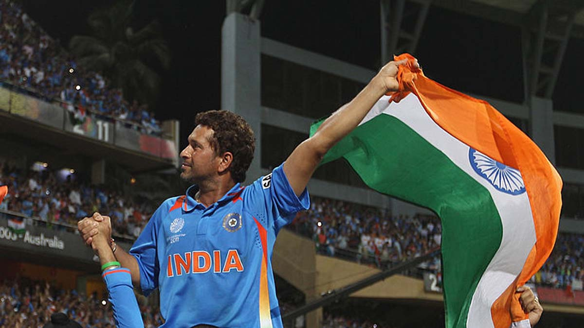 It was an emotional win for entire nation: Sachin Tendulkar on India's 2011 World Cup win