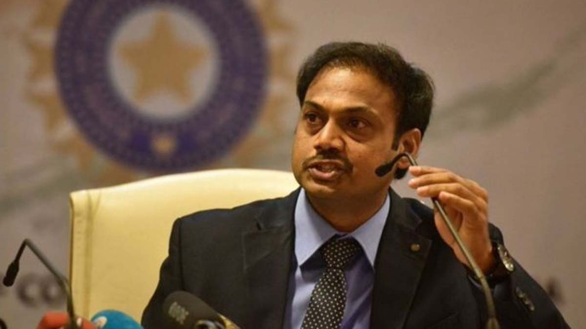 Ex-chief selectors Prasad, More pick India's Test and T20I teams if both sides played on same day