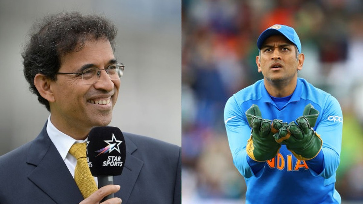 'My gut feel says Dhoni's India ambitions might be over': Harsha Bhogle