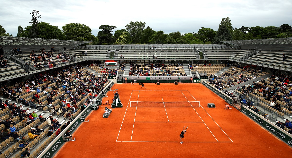 Organisers considering limited fans over empty stadium during September French Open