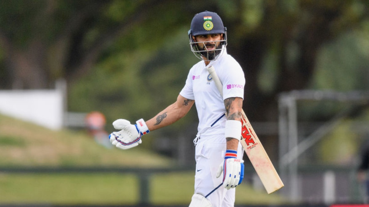 'I knew I had no chance of making runs': Virat Kohli reveals lowest moment of his career
