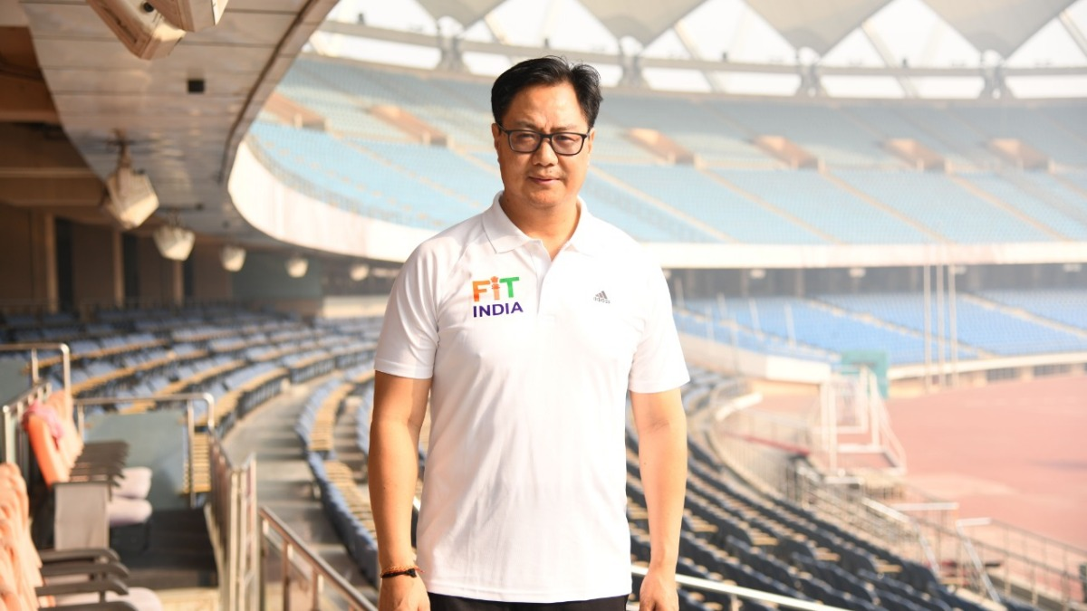 We've prepared roadmap for return of sports, ready to fight the pandemic: Kiren Rijiju