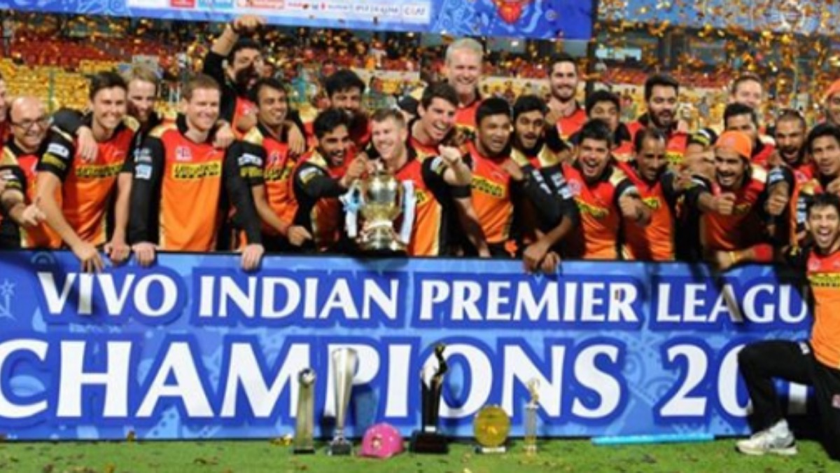 'A big family effort': David Warner recalls SRH's IPL-title victory on fourth anniversary