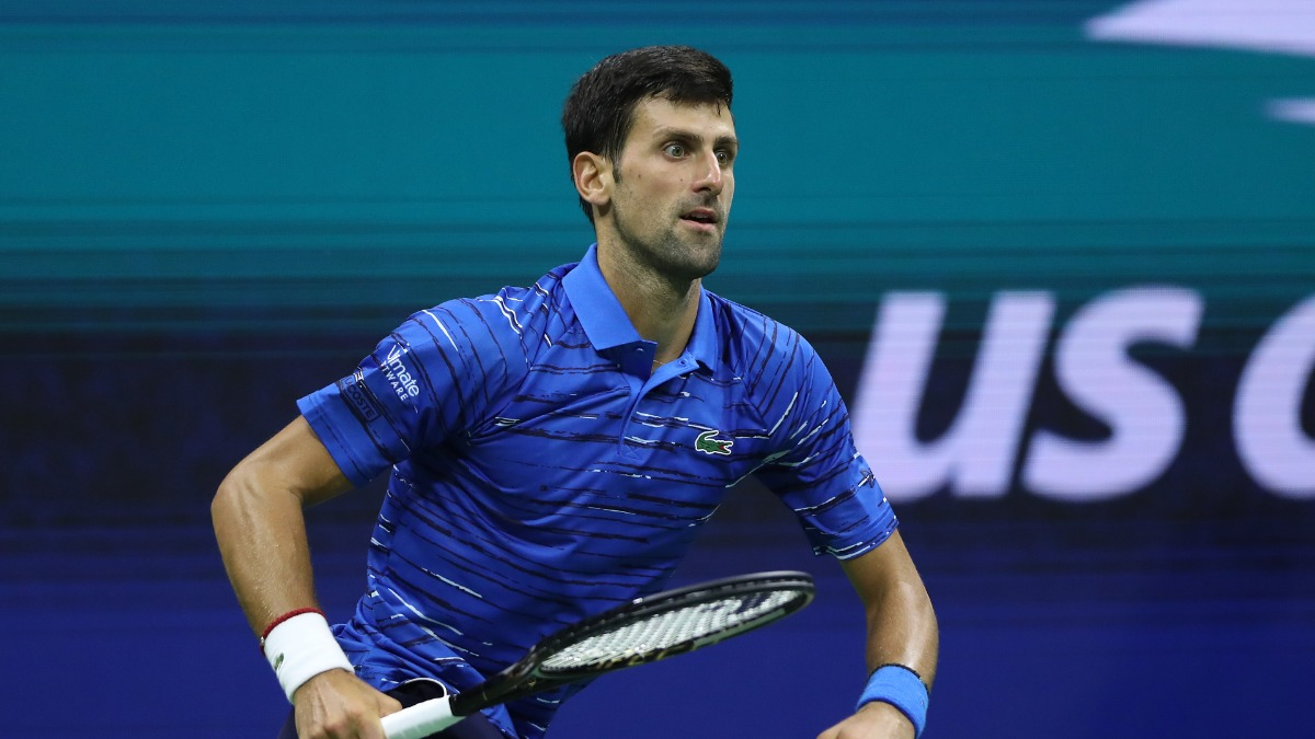 Novak Djokovic confirms 2020 US Open participation