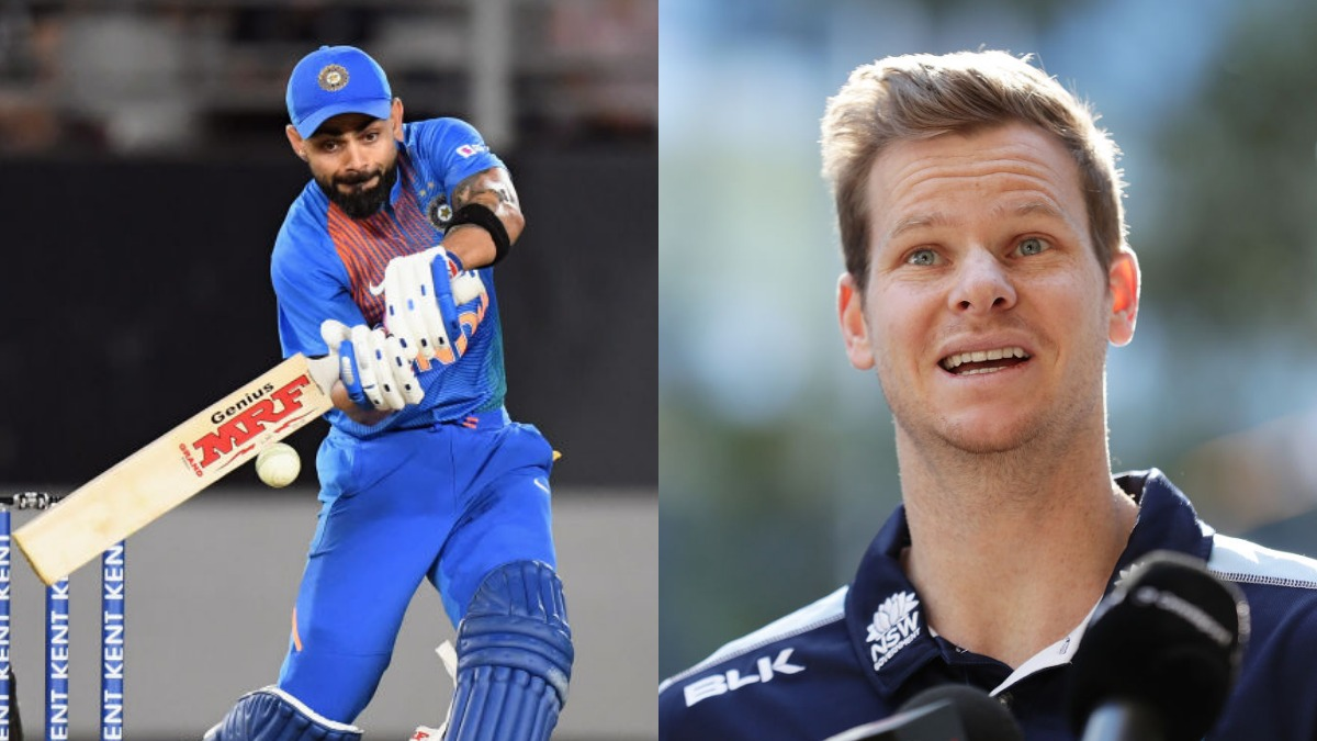 'The one thing I admire about Virat Kohli is..': Steve Smith hails 'phenomenal' Indian captain
