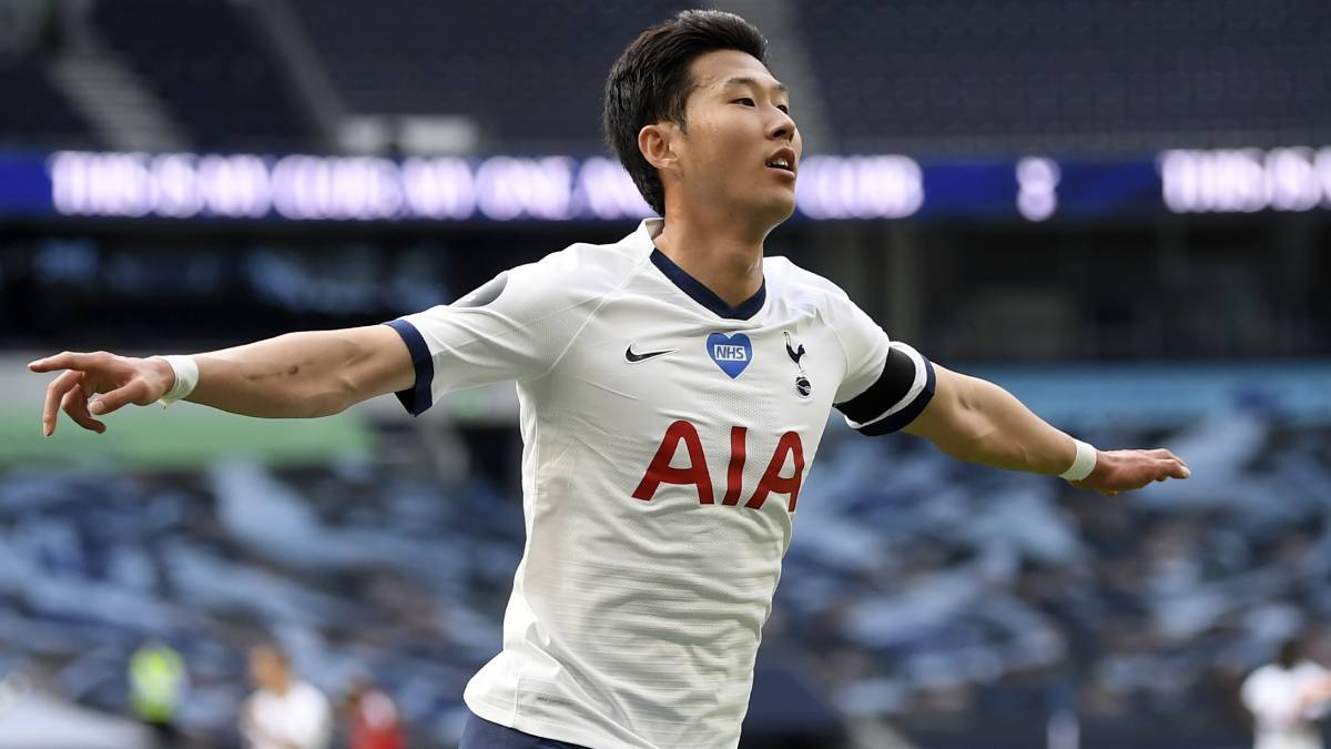 Premier league: Son Heung-min assisted by Harry Kane again to lead Tottenham Hotspur to victory
