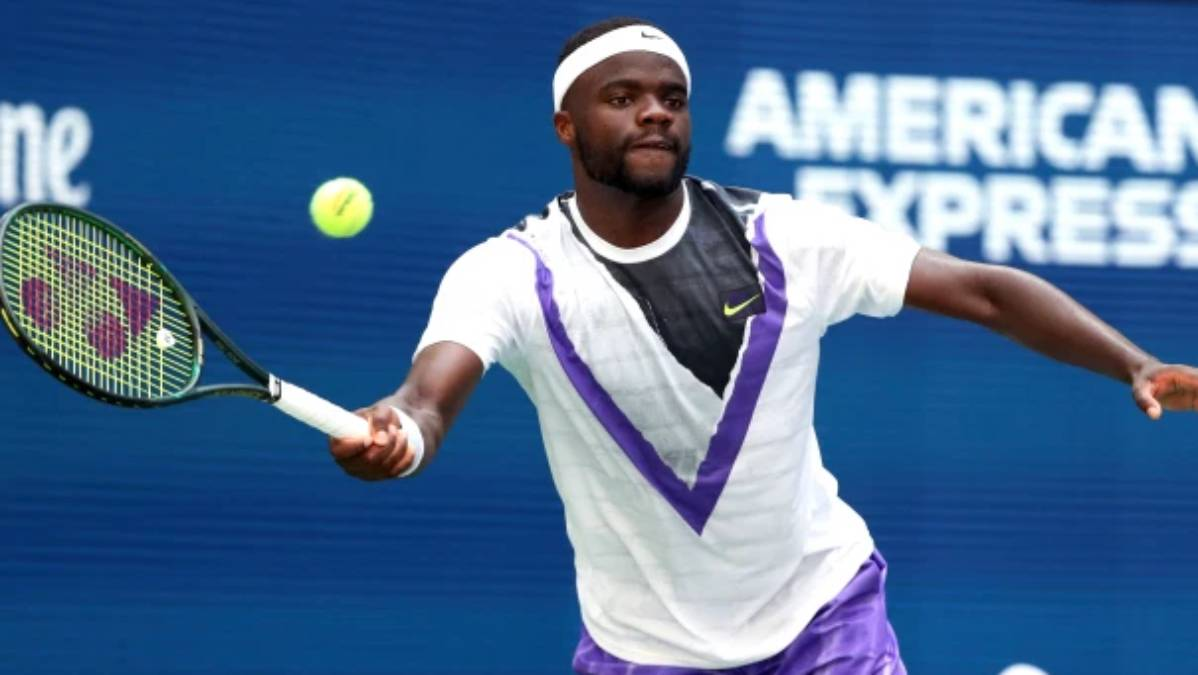 Frances Tiafoe tests positive for COVID-19