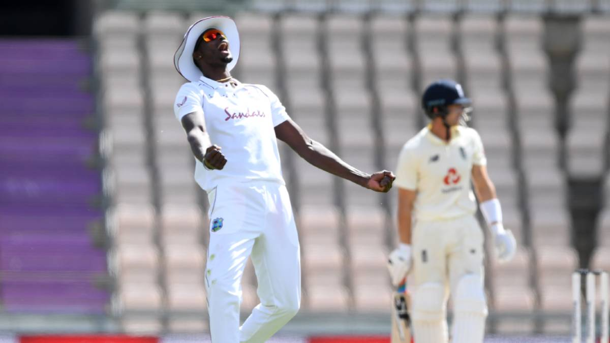 One of our best victories: Jason Holder elated after Southampton win against England