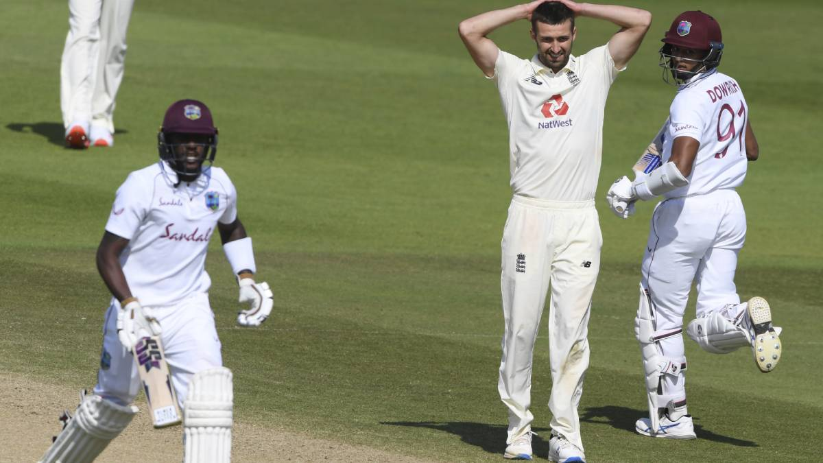 1st Test: Blackwood special wallops England as West Indies triumph in cricket's historic return
