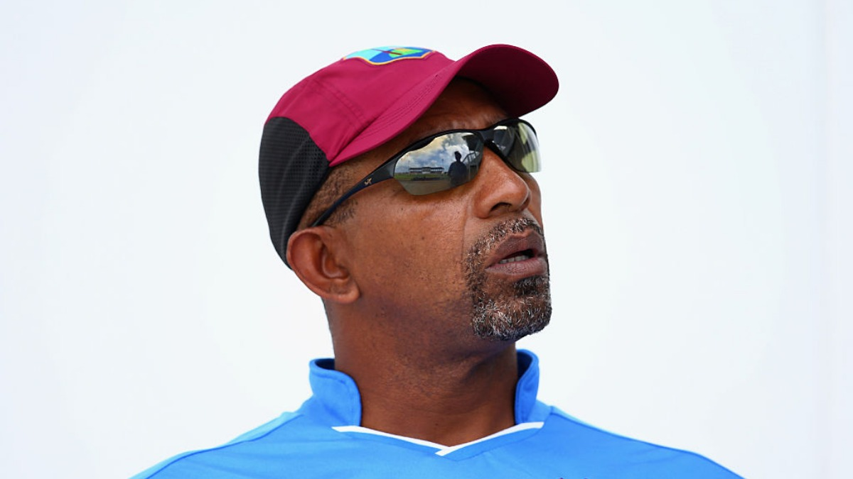 'Phil Simmons has full backing of Cricket West Indies': CWI President