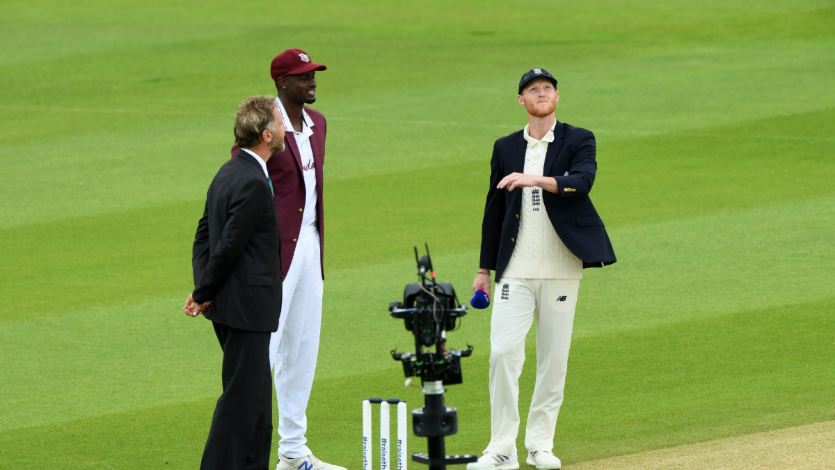 LIVE | England vs West Indies, 1st Test, Day 1: Live Score and updates from Southampton