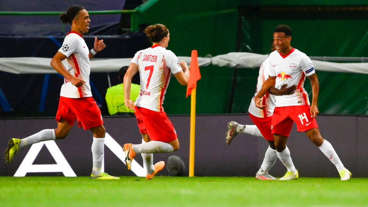 Champions League: Tyler Adams' late winner sinks Atletico Madrid; RB Leipzig in semis