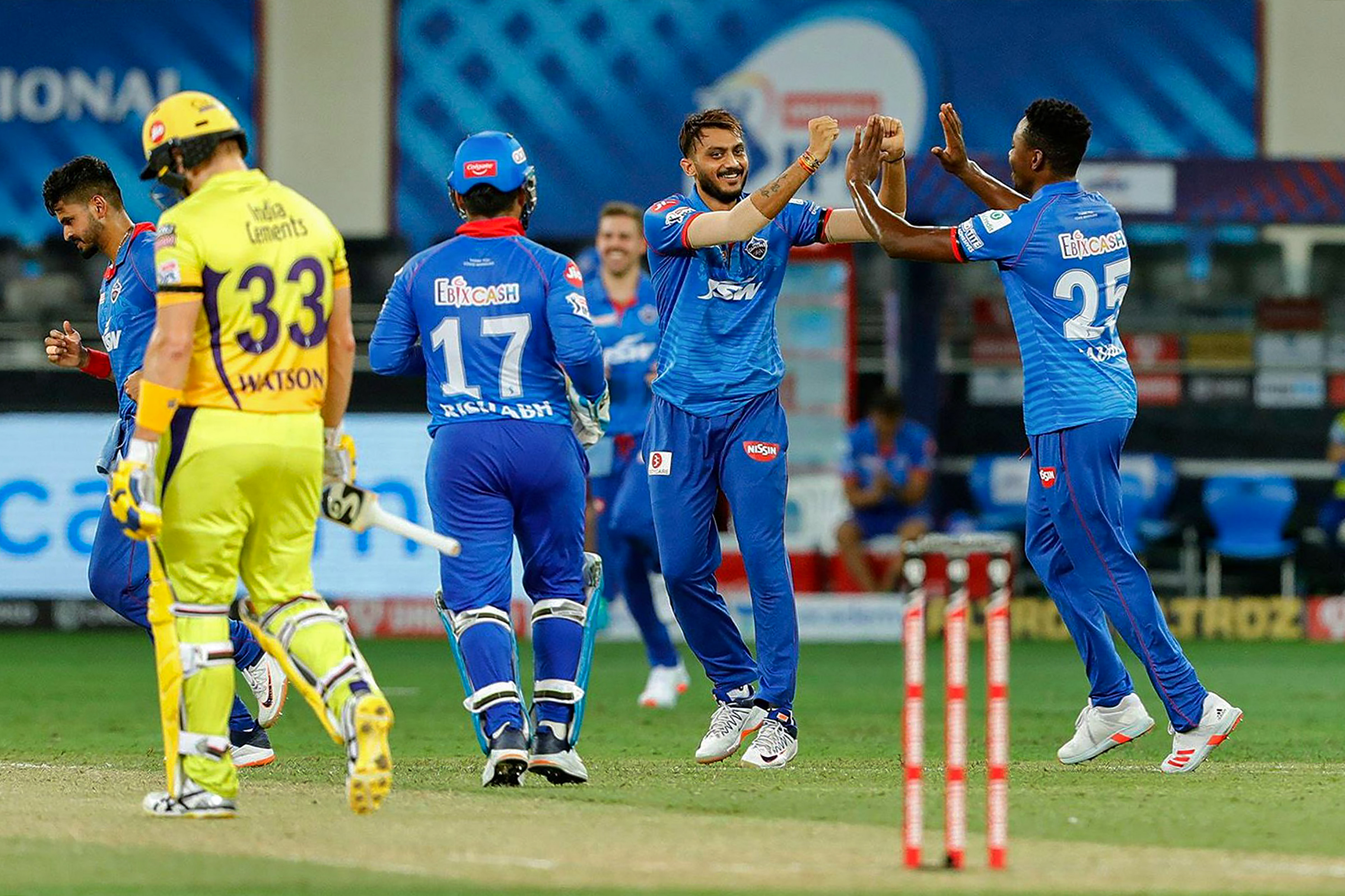 IPL 2020: Prithvi Shaw, spinners help Delhi Capitals grab top spot as CSK suffer 2nd straight loss