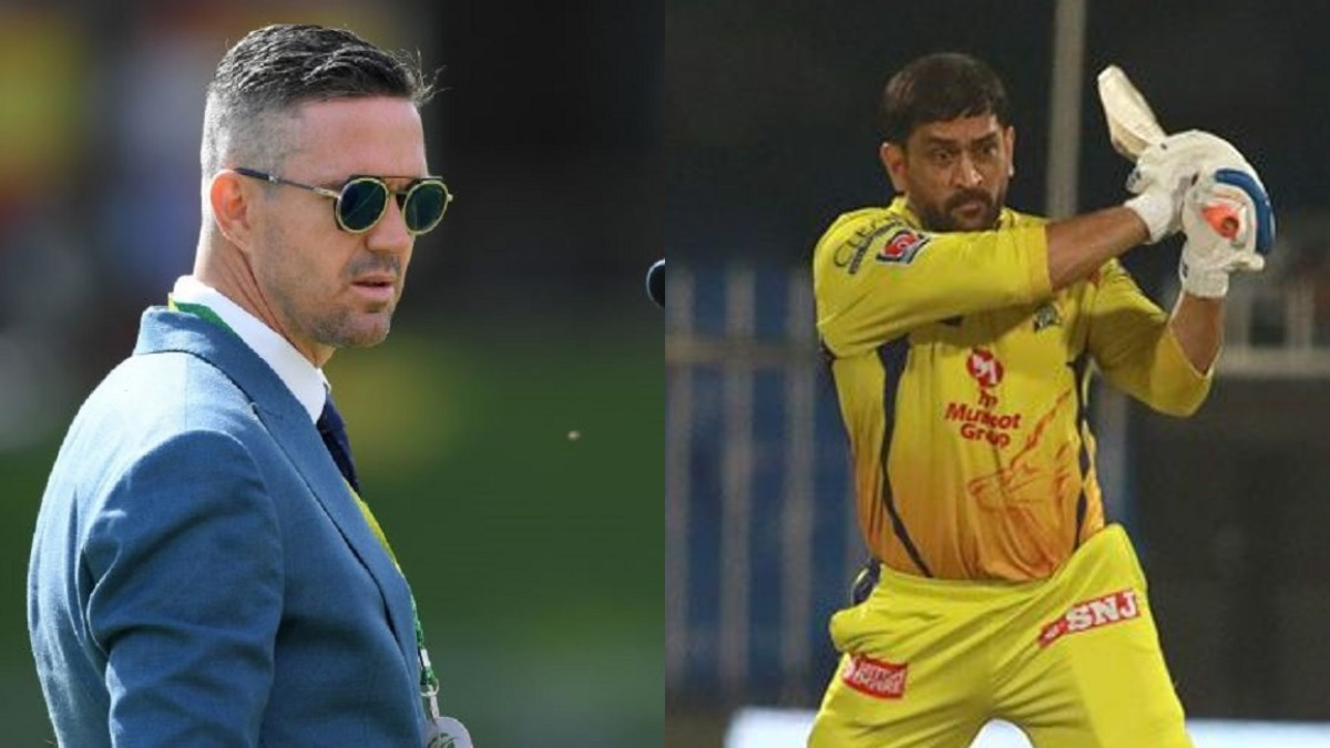 IPL 2020 | 'I'm not buying this nonsense': Pietersen on MS Dhoni's batting approach against RR