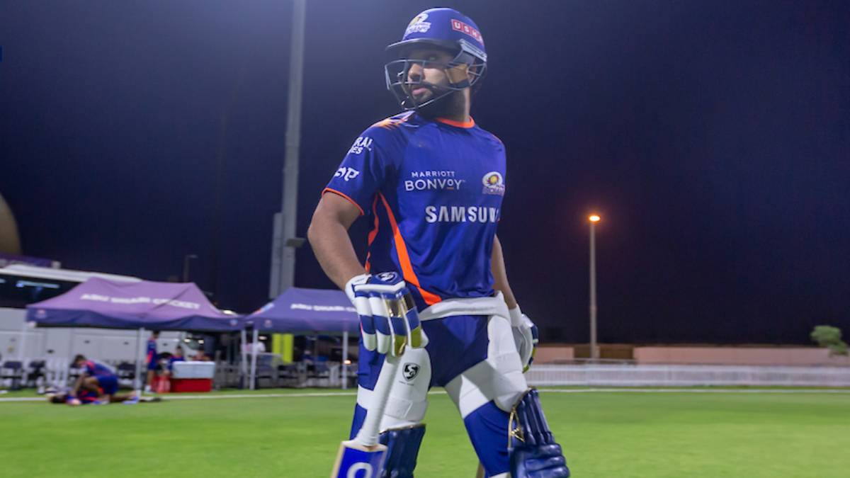 Rohit Sharma not in India squad for Australia tour but Mumbai Indians' tweet hints at IPL return