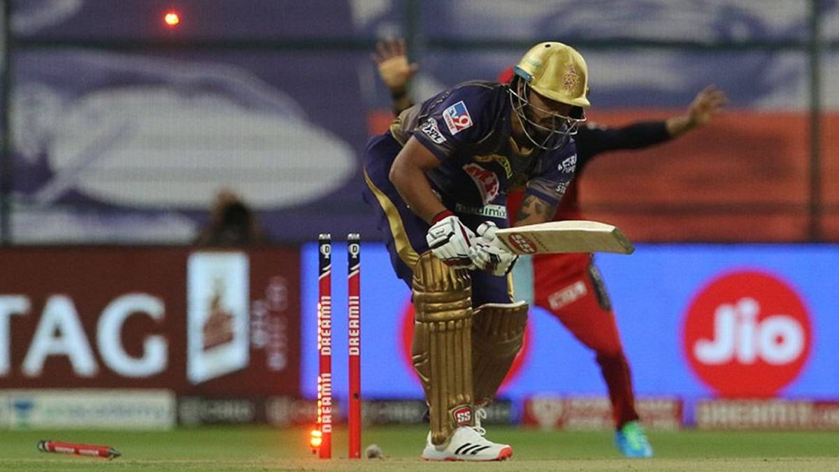 IPL 2020: Kolkata Knight Riders create unwanted record after posting just 84/8 vs RCB