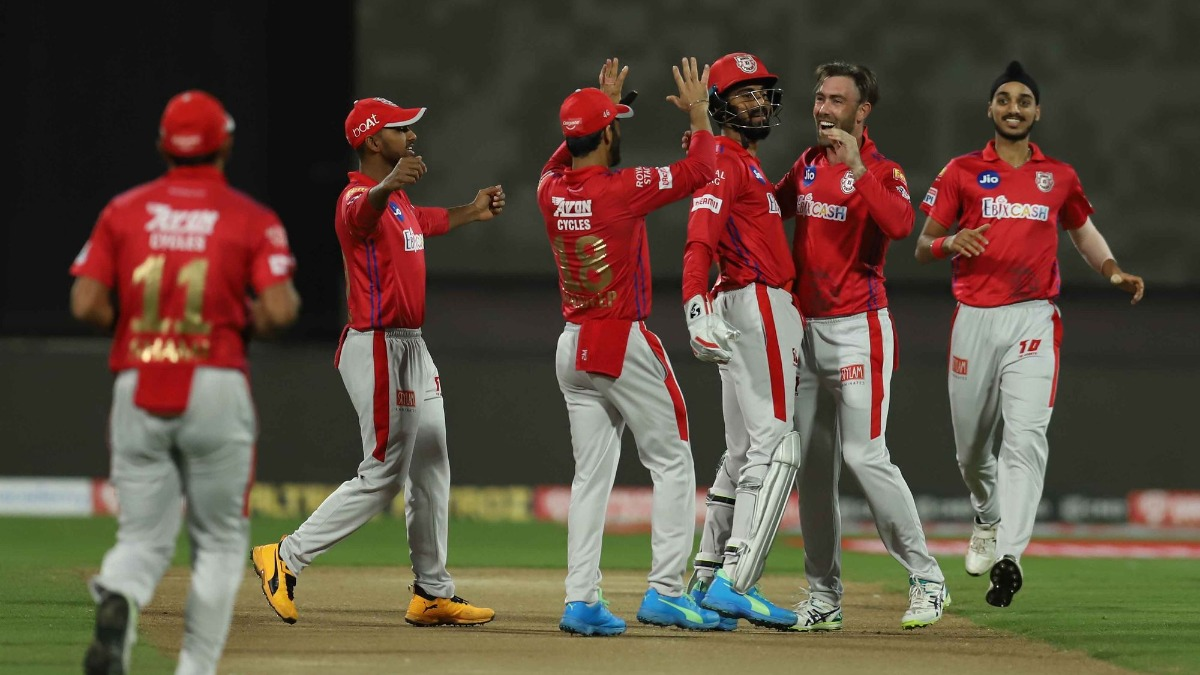 Playoffs qualification scenario: KXIP steady after fifth-straight win, DC close to sealing spot