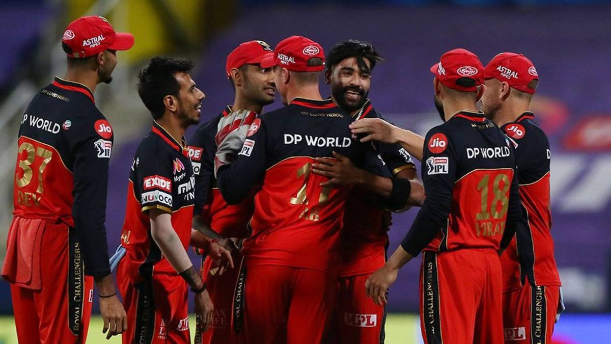 IPL 2020: RCB bowlers Mohammed Siraj and Yuzvendra Chahal humiliate KKR in 8-wkt win