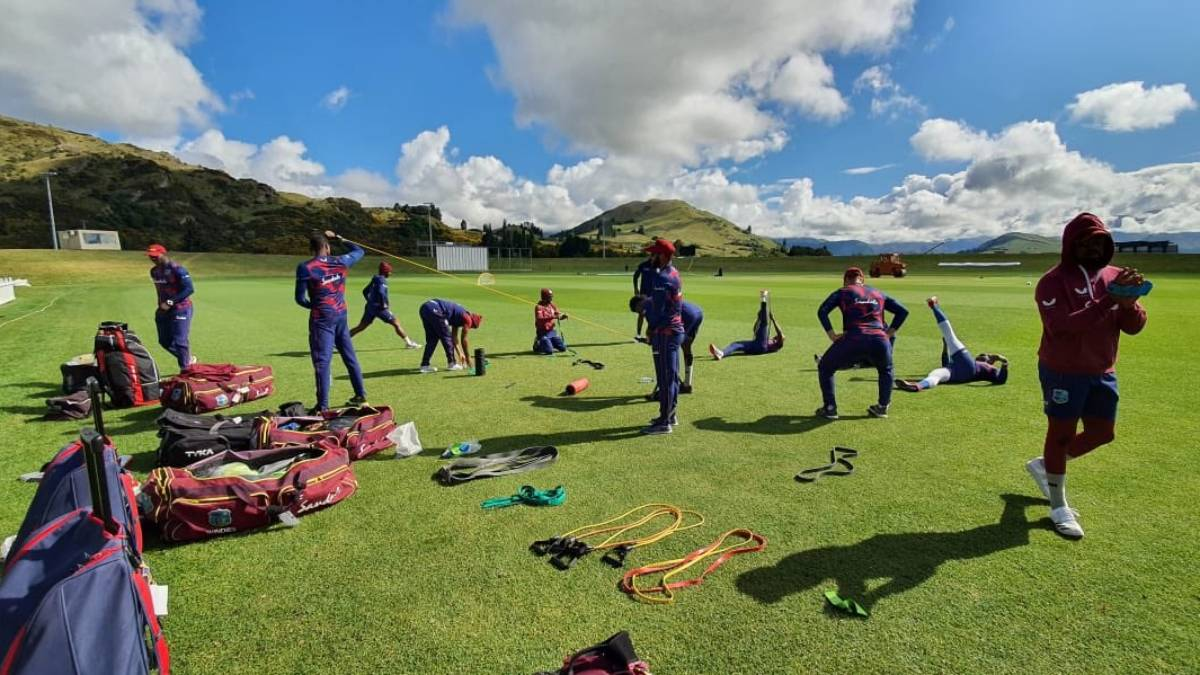 West Indies players clear 3rd COVID test, travel to Auckland for first T20I against vs NZ