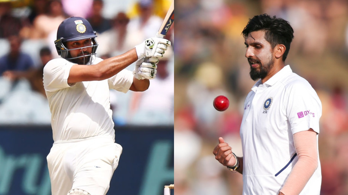 AUS vs IND: BCCI to assess Rohit's availability on Dec 11, Ishant ruled out of Test series