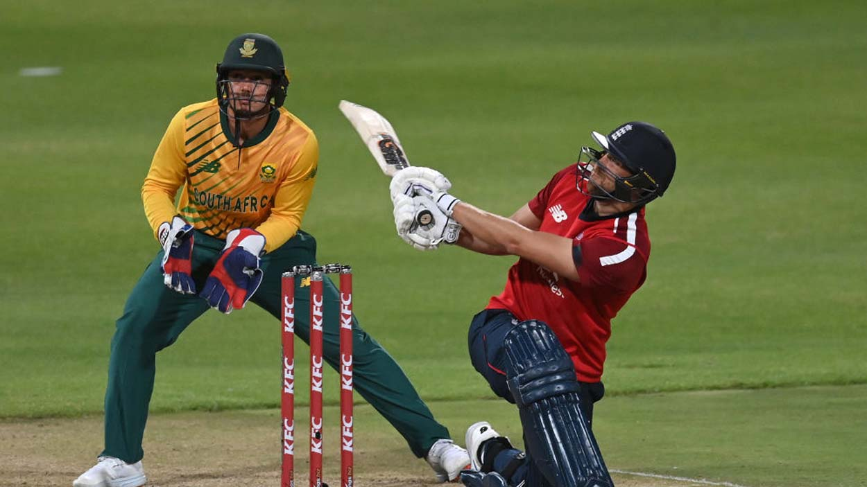 South Africa vs England: Visitors complete 3-0 sweep as Dawid Malan shines in final T20I