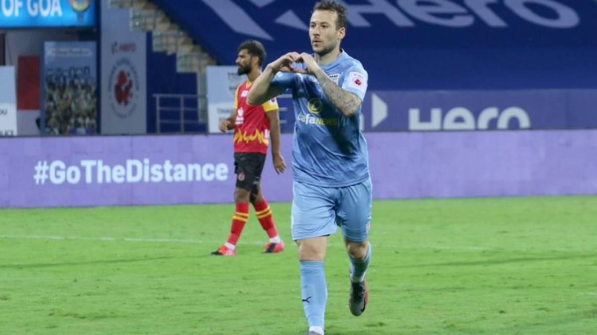 ISL 2020/21: Adam Le Fondre stars as Mumbai City FC crush SC East Bengal 3-0
