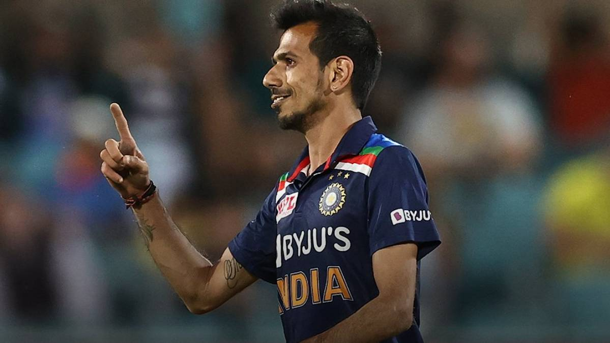 Yuzvendra Chahal's heist in Canberra: From not being part of playing XI to winning Man of the Match