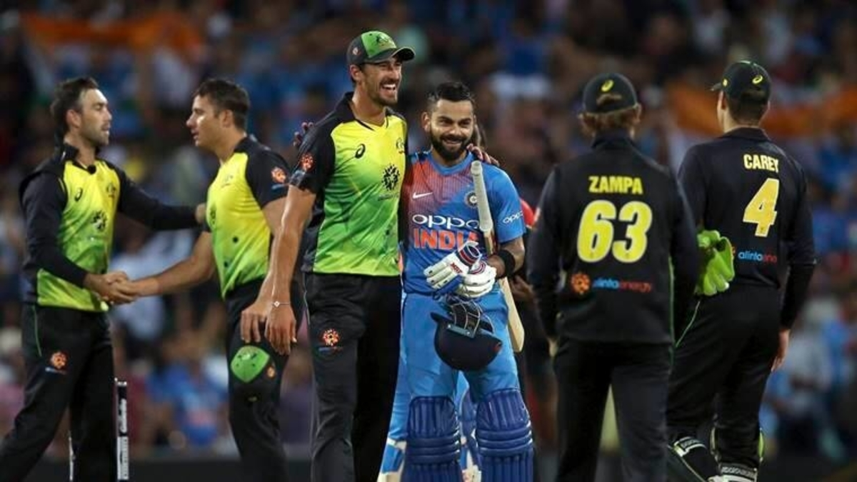 AUS vs IND: A look at India's great T20 run in Australia